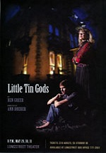 Little Tin Gods - a play by Ben Greer